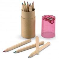 Tube 12 crayons