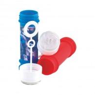 Jeux et tubes de bulles de savon customisé