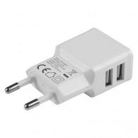 Adaptateur secteur double USB
