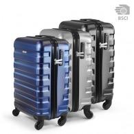 Valise cabine recyclée ecofly