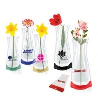 Vase personnalisé pop up