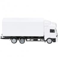 Camions miniatures avec logo