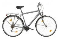 Vélo de ville personnalisable 18 vitesses