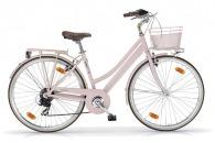 Vélo de ville logoté 6 vitesses