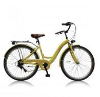 Vélo de ville filles 6 vitesses