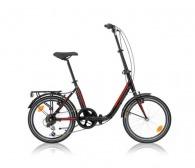 Vélo Pliant logoté LYON 6 vitesses