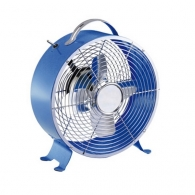 Ventilateur personnalisable de table vintage