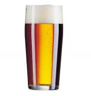 Verre publicitaire à bière (demi) willi becher
