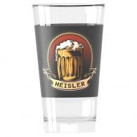Pinte de bière quadri - 50cl