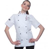 Veste de cuisine publicitaire veste de cuisine - Veste cuisine homme personnalise ...