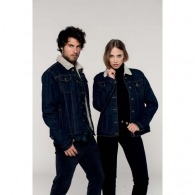 Vestes en jean customisé