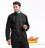 Vestes de cuisine avec logo