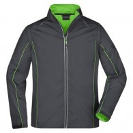 Veste softshell personnalisable bicolore