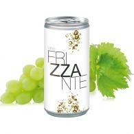 Vin logoté blanc pétillant italien