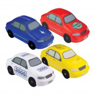 Voiture miniature en mousse antistress