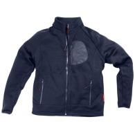 Vuarnet - veste polaire publicitaire tricotée