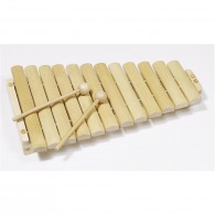 12-tone wooden xylophone