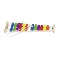 Xylophone personnalisable en bois 15 tons
