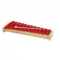 Xylophone publicitaire en bois 39cm