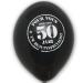 Ballon de baudruche Ø 35 cm, ballon de baudruche ou ballon latex publicitaire