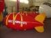 Ballon dirigeable gonflable à l'hélium 3 mètres cadeau d'entreprise