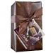 Ballotin 18 chocolats noirs, Coffret, boîte ou ballotin de chocolats publicitaire