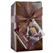 Ballotin de 34 chocolats noirs, Coffret, boîte ou ballotin de chocolats publicitaire
