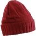 Bonnet tricot avec rebord. cadeau d'entreprise