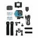 Caméra sport HD avec 11 accessoires cadeau d'entreprise