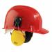 Casque de chantier avec casque anti-bruit cadeau d'entreprise