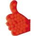 Distributeur à bonbons en forme de pouce, bonbon à la menthe publicitaire