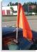 Drapeau de voiture, drapeau de voiture et bus publicitaire