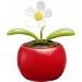 Fleur solaire, fleur artificielle et fleur solaire publicitaire