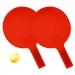 Kit de tennis avec balle en mousse cadeau d'entreprise