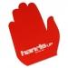 Main de supporter en carton 1 couleur, main de supporter et main en mousse publicitaire