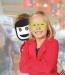 Masque personnalisé  d'enfant en papier carton