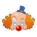 Masque d'enfant en papier carton cadeau d'entreprise