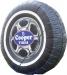 Pneu gonflable auto-ventilé, pneu gonflable publicitaire