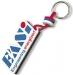 Porte-clés en mousse en fabrication spéciale cadeau d'entreprise