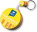 Porte-clés en mousse en fabrication spéciale, porte-clés en mousse publicitaire
