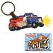 Porte clés lampe PVC flex cadeau d'entreprise