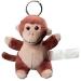 Porte clés peluche singe. cadeau d'entreprise
