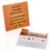 Préservatif dans une pochette carrée de 70 mm, préservatif publicitaire
