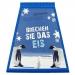Raclette à glace Trapèze cadeau d'entreprise