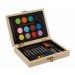 Set de peinture compacte cadeau d'entreprise