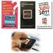 Sticker repositionnable nettoyeur d'écran microfibre | STIMF | cadeau d'entreprise