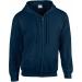 Sweat-Shirt Zippé Capuche Enfant Gildan cadeau d'entreprise