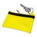 Trousseau de clés zippé, porte-clés avec étui publicitaire