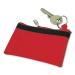 Trousseau de clés zippé cadeau d'entreprise