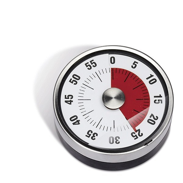 Minuteur de cuisine publicitaire personnalis - Minuteur 7 minutes ...